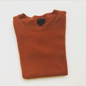 JJ. Crew Collection Cashmere T-shirt Sweater